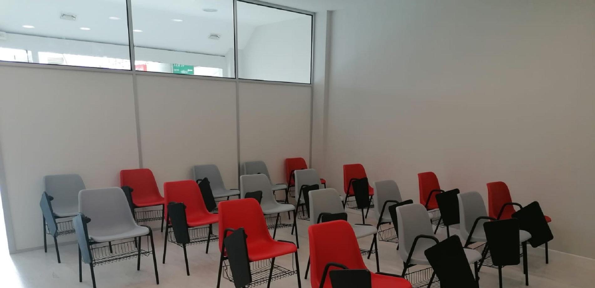 Nuestras aulas 1 Las Rozas